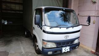 トヨタトヨエースXZU307車台番号